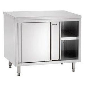 Meuble de cuisine portes coulissantes achat vente - Meuble de cuisine avec porte coulissante ...