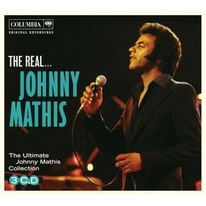 The Real Johnny Mathis by Johnny Mathis (CD)