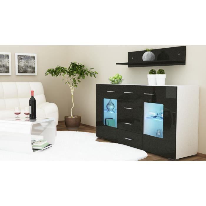 commode laqu noir. Black Bedroom Furniture Sets. Home Design Ideas
