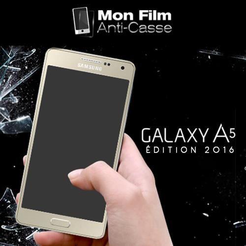 verre tremp pour samsung galaxy a5 2016 achat film protect t l phone pas cher avis et. Black Bedroom Furniture Sets. Home Design Ideas