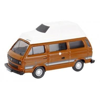 miniature vw t3 camping car westfalia avec tente marron achat vente voiture camion cdiscount. Black Bedroom Furniture Sets. Home Design Ideas