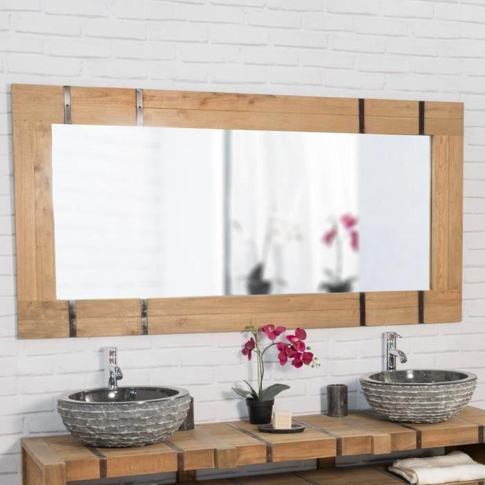 Miroir de salle de bain 160 loft achat vente miroir salle de bain cdiscount - Miroir salle de bain cdiscount ...