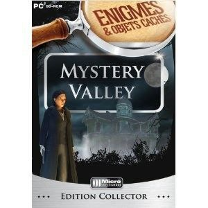 JEU PC MYSTERY VALLEY - EDITION COLLECTOR / Jeu PC