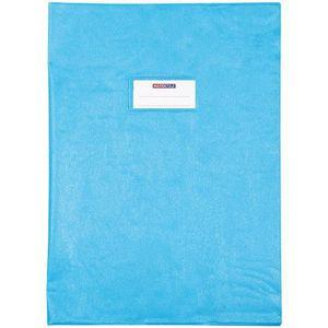 MAJUSCULE - Protège cahier en PVC série Opaque,...
