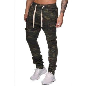 SURVÊTEMENT DE SPORT Jogg Jeans Camouflage Homme Violento 3188