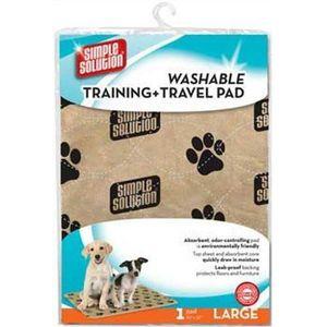 Simple solution tapis ducateur lavable pour grands chiens achat vente tapis propret - Tapis educateur proprete pour chien ...