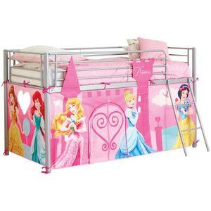 TENTE DE LIT Tente de lit Princesse Disney Rose