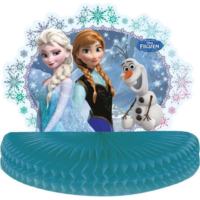 centre de table la reine des neiges achat vente d coration de table cdiscount. Black Bedroom Furniture Sets. Home Design Ideas