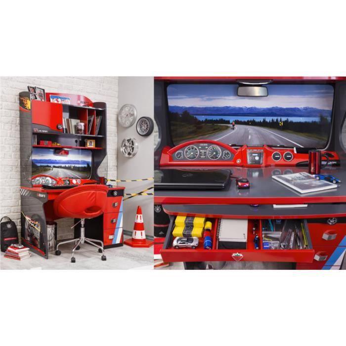 Bureau concept champion racer achat vente bureau for Bureau concept