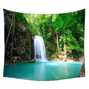rideau vert eau achat vente rideau vert eau pas cher les soldes sur cdiscount cdiscount. Black Bedroom Furniture Sets. Home Design Ideas