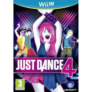 JUST DANCE Just-dance-4-jeu-console-wii-u