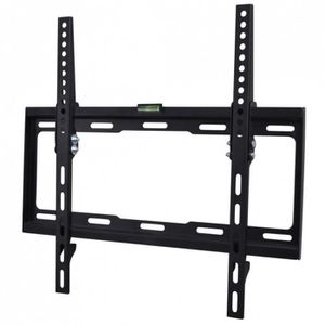 Support tv mural 140 cm achat vente support tv mural for Meuble tv mural 55 pouces