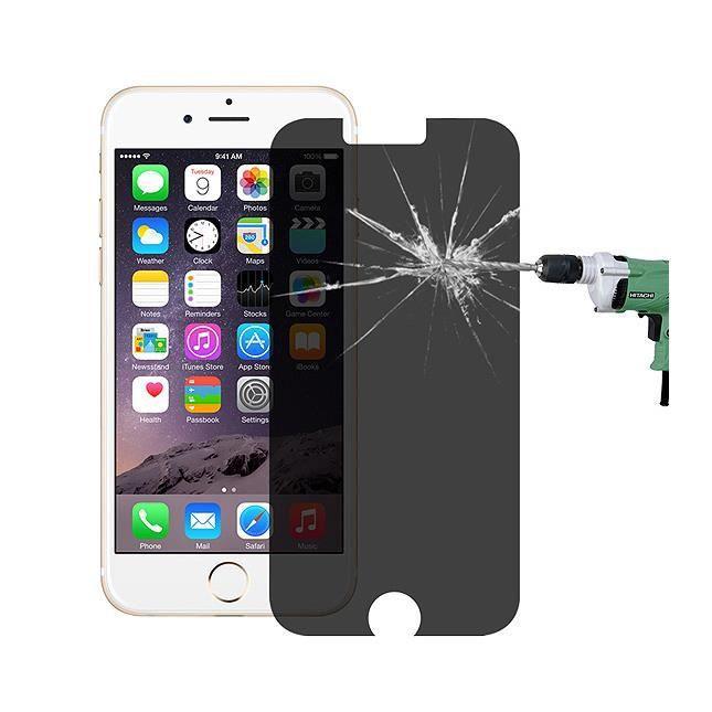 protection ecran priv e en verre tremp iphone 6 achat film protect t l phone pas cher avis. Black Bedroom Furniture Sets. Home Design Ideas