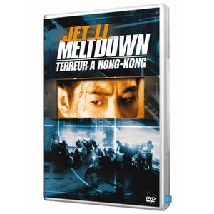 DVD FILM DVD Meltdown : terreur à Hong-Kong