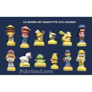 Collection feves des rois achat vente collection feves des rois pas cher cdiscount - Le monde de charlotte ...