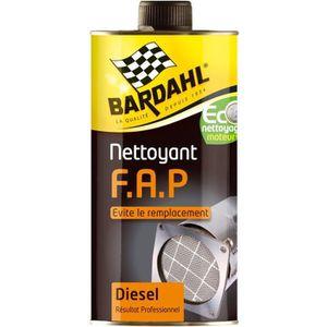 ADDITIF BARDAHL Nettoyant Filtre à Particules 1L - FAP