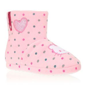CHAUSSON - PANTOUFLE HELLO KITTY Chaussons Enfant Fille