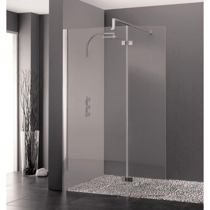 paroi fixe kinespace duo avec volet pivotant achat vente cabine de douche kinespace duo. Black Bedroom Furniture Sets. Home Design Ideas