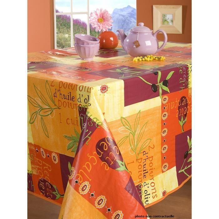 toile ciree 140 240 achat vente toile ciree 140 240. Black Bedroom Furniture Sets. Home Design Ideas