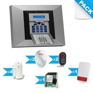 Alarme maison visonic powermax pro nf a2p kit achat for Alarme maison prix