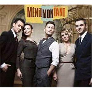 CD VARIÉTÉ FRANÇAISE Ménilmontant by Ménilmontant