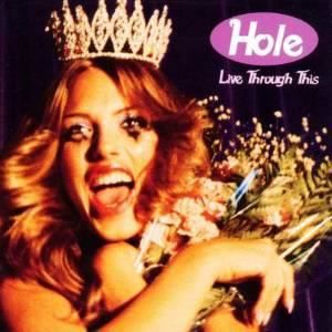 CD POP ROCK - INDÉ Live Trough This [CD] Hole