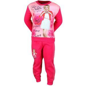 Ensemble de vêtements Violetta - jogging - fille - fuschia