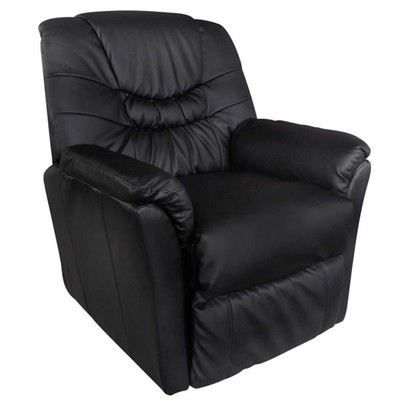 fauteuil massant et relaxant noir achat vente fauteuil. Black Bedroom Furniture Sets. Home Design Ideas