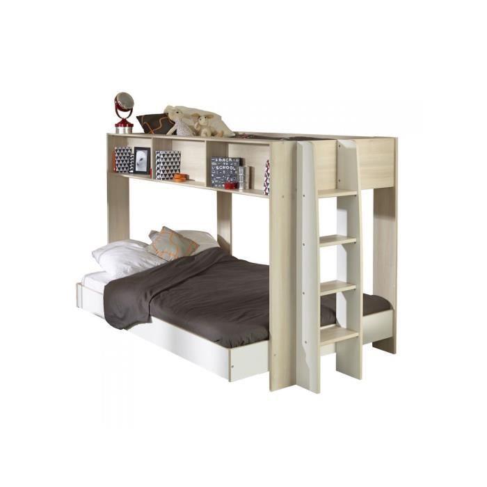 tommy lits superpos s 140x200cm 90x200cm achat vente lits superpos s tommy lits. Black Bedroom Furniture Sets. Home Design Ideas