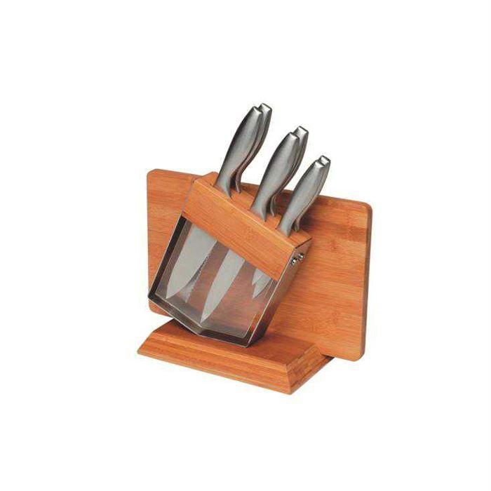 Bloc couteaux avec planche achat vente couteau de - Bloc couteau de cuisine ...