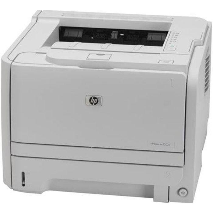 hp imprimante laserjet p2035 prix pas cher cdiscount. Black Bedroom Furniture Sets. Home Design Ideas