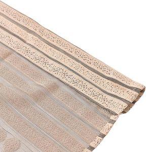rideaux en lin motif achat vente rideaux en lin motif pas cher cdiscount. Black Bedroom Furniture Sets. Home Design Ideas