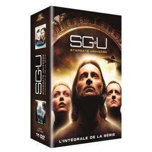 DVD Stargate universe, saison 1 et 2