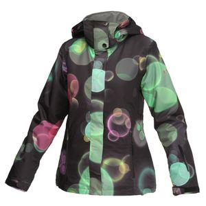 vetements cuir veste jacket femme. Black Bedroom Furniture Sets. Home Design Ideas