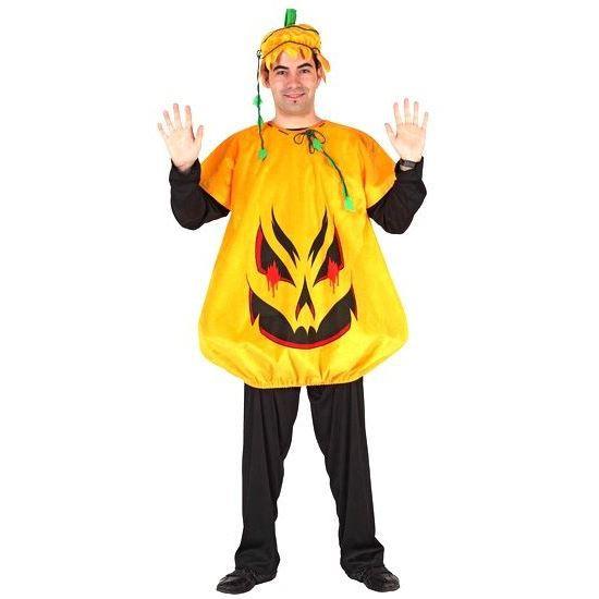 D guisement citrouille homme taille unique achat vente d guisement panoplie cdiscount - Deguisement de citrouille ...