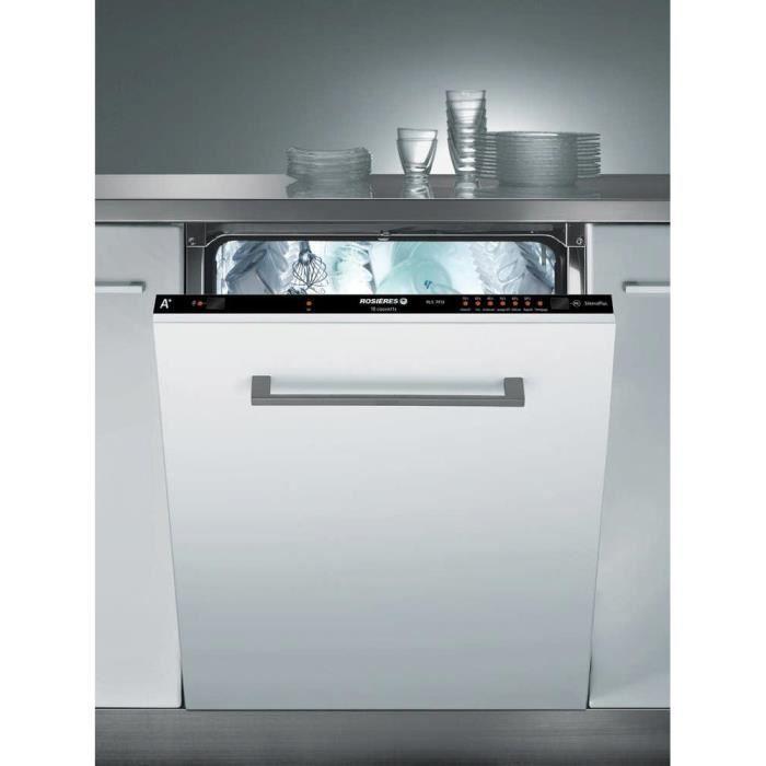 lave vaisselle integrable rosieres rls7412 47 achat vente lave vaisselle cadeaux de no l. Black Bedroom Furniture Sets. Home Design Ideas