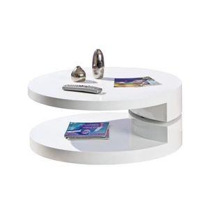 Table Basse Plateaux Pivotant Achat Vente Table Basse