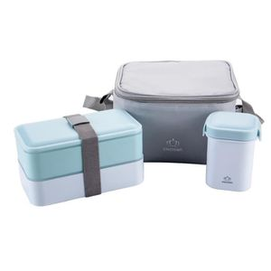 lunch box adulte achat vente lunch box adulte pas cher cdiscount. Black Bedroom Furniture Sets. Home Design Ideas