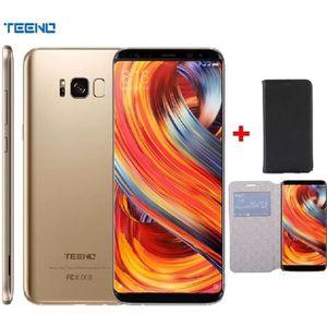 """SMARTPHONE TEENO® 5.5"""" HD Smartphone Double caméras arrière 8"""