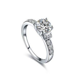 ALLIANCE - SOLITAIRE Bague de diamant pour la Princesse Femme