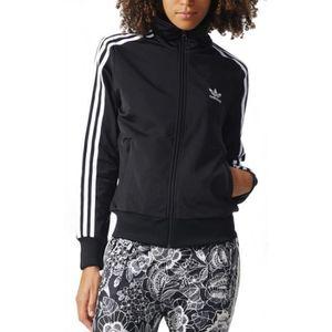 VESTE Adidas - Adidas Originals Firebird Veste Femme Noi
