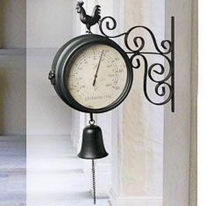 Horloge de gare double face achat vente horloge - Horloge gare double face ...