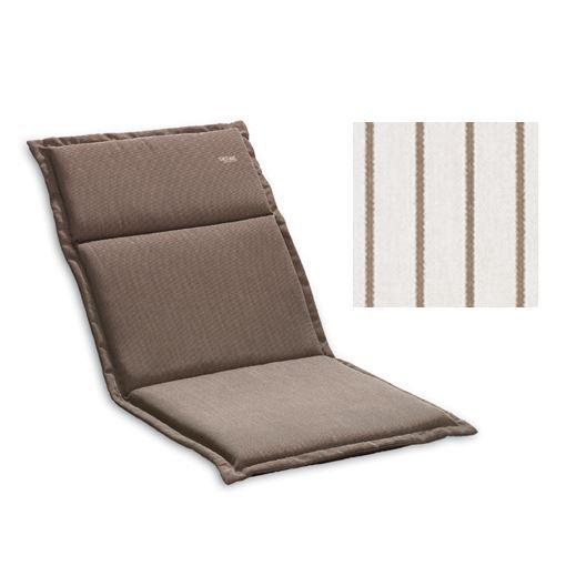 Coussin pour fauteuil dossier bas achat vente coussin - Coussin fauteuil exterieur ...