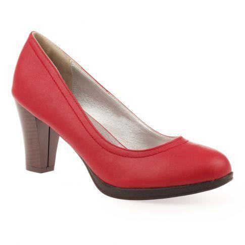 escarpin talon pais rouge e rouge rouge achat vente escarpin cdiscount. Black Bedroom Furniture Sets. Home Design Ideas