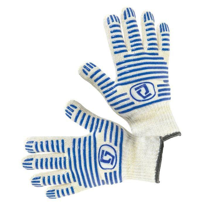 Gant silicone anti chaleur x 2 achat vente gants de - Gant de cuisine anti chaleur ...