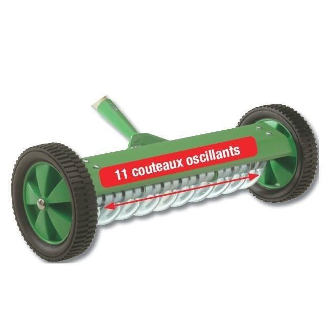 scarificateur 11 lames sur roues achat vente pelle pioche rateau scarificateur 11 lames. Black Bedroom Furniture Sets. Home Design Ideas