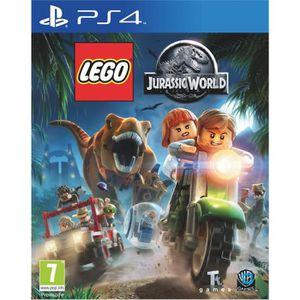 JEU PS4 LEGO Jurassic World Jeu PS4