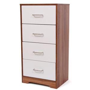 armoire de bureau en bois achat vente armoire de bureau en bois pas cher soldes cdiscount. Black Bedroom Furniture Sets. Home Design Ideas