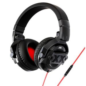 JVC HA-MR77X Casque circum-aural XXL