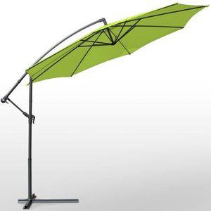 parasol deporte 3m achat vente parasol deporte 3m pas cher cdiscount. Black Bedroom Furniture Sets. Home Design Ideas